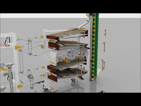 Bakliyat Eleme Makinası