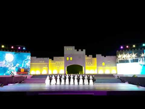 Fujairah International Arts Festival February 21, 2016, GEORGIA