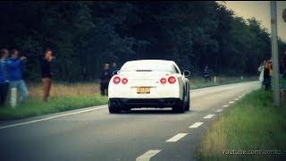 Nissan GT-R R35 Acceleration! - 1080p HD