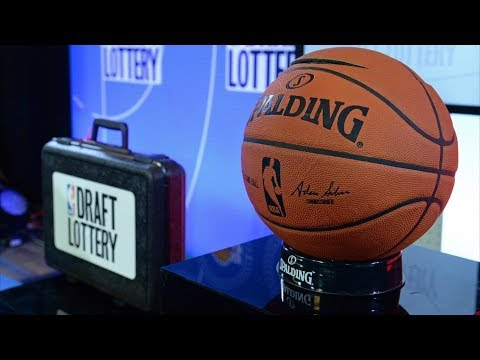2018 NBA Draft Lottery #1 Pick Revealed! Cavs Pick Revealed!