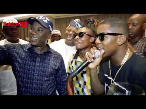 "Watch Woli Arole Propose To Wasiu Ayinde""s Daughter On His Birthday  