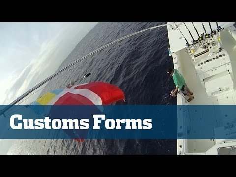 Florida Sport Fishing TV Bahamas Customs & Immigration Ask The Experts Checking In