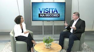 Visita Record na íntegra 02/08/2020 - Parte 3