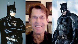 Video Kevin Conroy Does Other Batman Actors' Lines! (Mothership) MP3, 3GP, MP4, WEBM, AVI, FLV Juni 2018