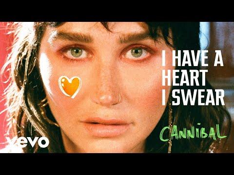 Kesha - Cannibal (Official Lyric Video)