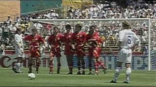 Thomas Brolins Tor gegen Rumänien (WM 1994)