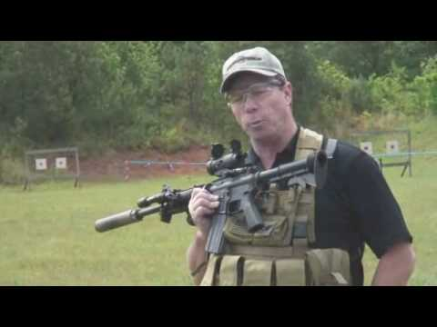 Silencer Shoot Surefire Demo