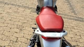 8. Moto Guzzi Breva 750 i.e.