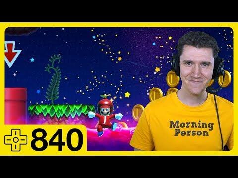 Parallel Universe   Morning Mario #840