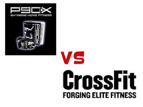 CrossFit vs P90X – Which is right for YOU?