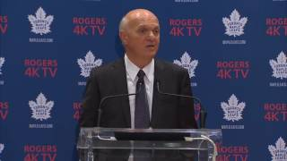 Lamoriello: Impressed with Zaitsev, Matthews' poise during WCH by Sportsnet Canada