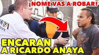 """Video ¡Ridiculizan a Anaya! Le dicen """"Ya deja de hablar de López Obrador"""" Sale corriendo del lugar MP3, 3GP, MP4, WEBM, AVI, FLV Agustus 2018"""