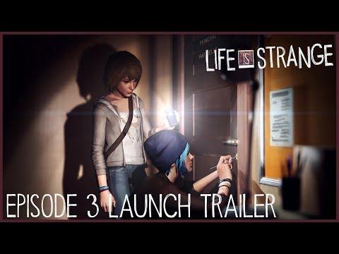 Life Is Strange – Launch-Trailer für Episode 3 veröffentlicht