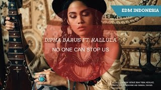 No One Can't Stop Us - Dipha Barus ft.  Kallula   (Live at NET TV) Video