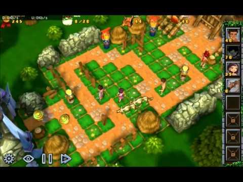 Wild Defense - gameplay