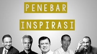 Speech Composing  JK feat. Jokowi, Abraham Samad, Anies Baswedan, Ganjar Pranowo - AIYA
