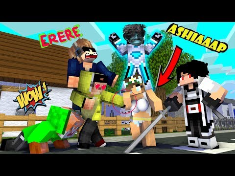 Kartun KOCAK Kimi Hime Vs EREREEEE FULL EPISODE - Minecraft Animation Indonesia