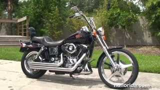 8. Used 2001 Harley Davidson FXDWG Dyna Wide Glide Motorcycles for sale
