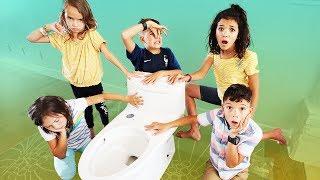 Video Last to leave Bathroom 2! MP3, 3GP, MP4, WEBM, AVI, FLV Juni 2019