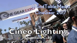 Video CineGear'17 Cineo Lighting MP3, 3GP, MP4, WEBM, AVI, FLV Juli 2018