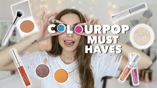 BEST OF COLOURPOP | My Favorite Products - 2018