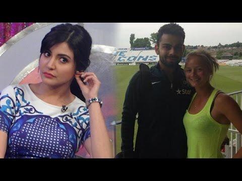 Is Anushka Sharma Insecure Of Virat Kohli And Danielle Wyatt