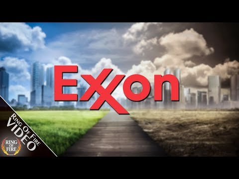 Exxon Again Proves They're The Worst Corporation EVER