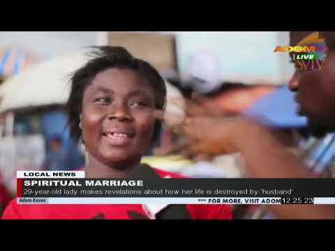 Spiritual Marriage: 29-year-old lady makes revelation about how her life- Premotobre Kasee (5-10-20)