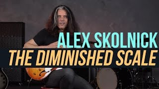 Guitar World The Diminished Scale