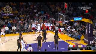 Lakers vs Clippers Highlights - 10.31.14