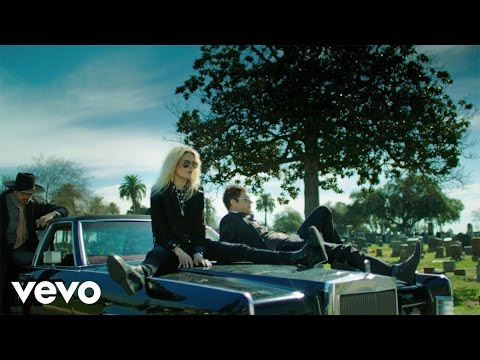 The Kills - Doing It To Death [2016]