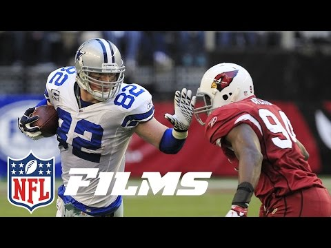 Video: #7 Jason Witten | Top 10 Tight Ends of All Time | NFL Films