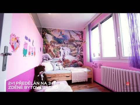 Video Prodej, byty/2+1, 62 m2, Komenského 1062/51, Bolevec, 32300 Plzeň, Plzeň-město [ID 32372]