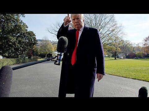 Ο Τραμπ ακύρωσε την συνάντηση με Πούτιν λόγω της κρίσης στην Ουκρανία…
