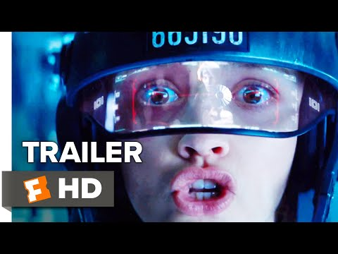 Ready Player One Trailer (2018) | 'Come with Me' | Movieclips Trailers (видео)