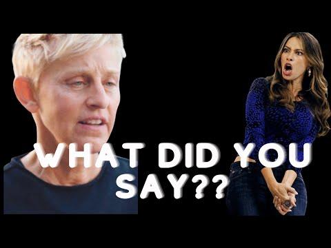 Sofia Vergara Responds to Ellen Jokes | CHATTERTOWN