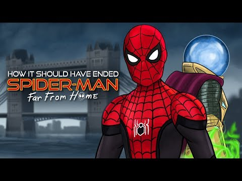 How Spider-Man Far From Home Should Have Ended