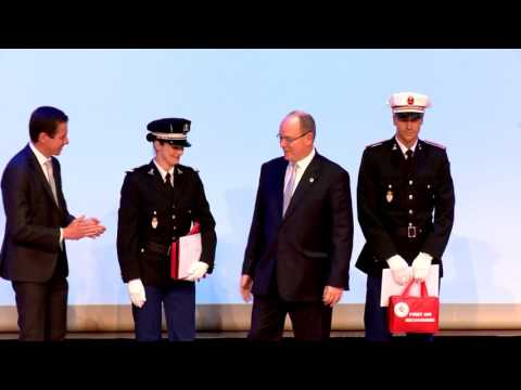 Presentation of Red Cross First Aid Diplomas