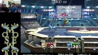 Grand Finals of PM in the PM 3/2/15: Lucky (Fox) vs. iPunchKidsz (Lucario); EXCELLENT SET!