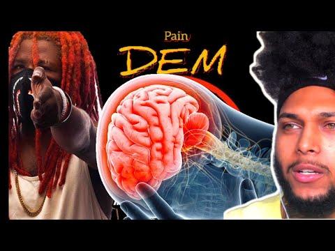 (TRB) 🇯🇲 Jamaican Rudybwoy Ranking Pain Dem (REACTION) Ghana Dancehall 🇬🇭