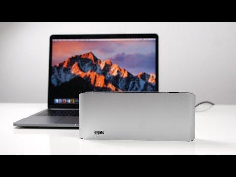 Das perfekte Dock für das MacBook Pro - Elgato Thunderbolt 3 Dock Review   SwagTab