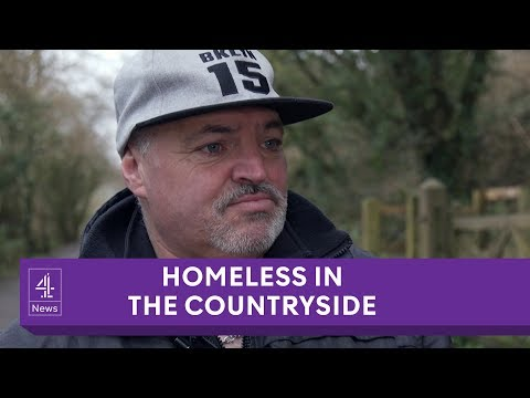Homelessness: Sleeping Rough In The Countryside