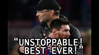 Download Video Famous Managers on Messi (compilation) MP3 3GP MP4