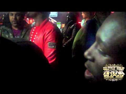 BATTLE RAP ARENA:BTS@REVELATIONS – Jesserican vs Nuborn and Mickey Factz
