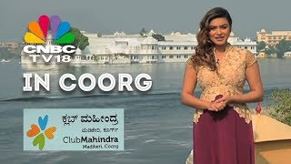 Coorg India  city photos : CNBC-TV18 in Coorg!