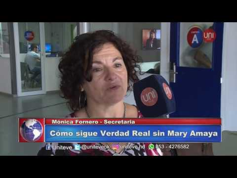 Como sigue Verdad Real sin Mary Amaya