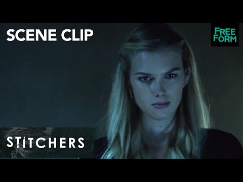 Stitchers | Season 3 Episode 10: Kirsten Questions Stinger | Freeform