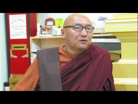 Rakhine - Shwe Nya War Sayadaw on current Rakhine unrest - 28th October 2012.