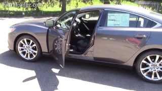 2014 Mazda - Mazda6 Review Part 1/2