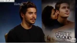 "Zac Efron: ""It's Always Great to Kiss Vanessa"""